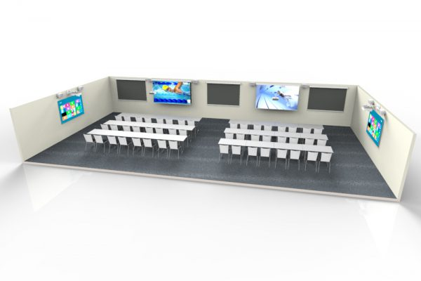 Multi room with many image viewing capabilities. Wireless connectivity.